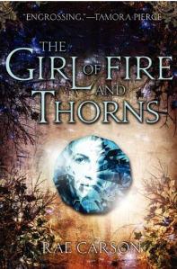 Review: The Girl of Fire and Thorns and The Code