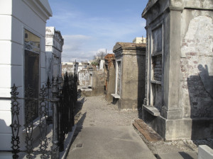 Cities of the Dead and Other Tourist Attractions