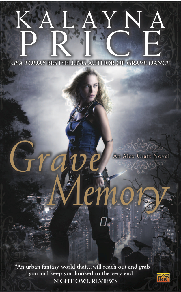 Grave Memory, by Kalayna Price