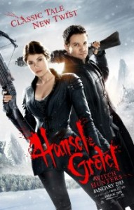 Hansel & Gretel, Witch Hunters