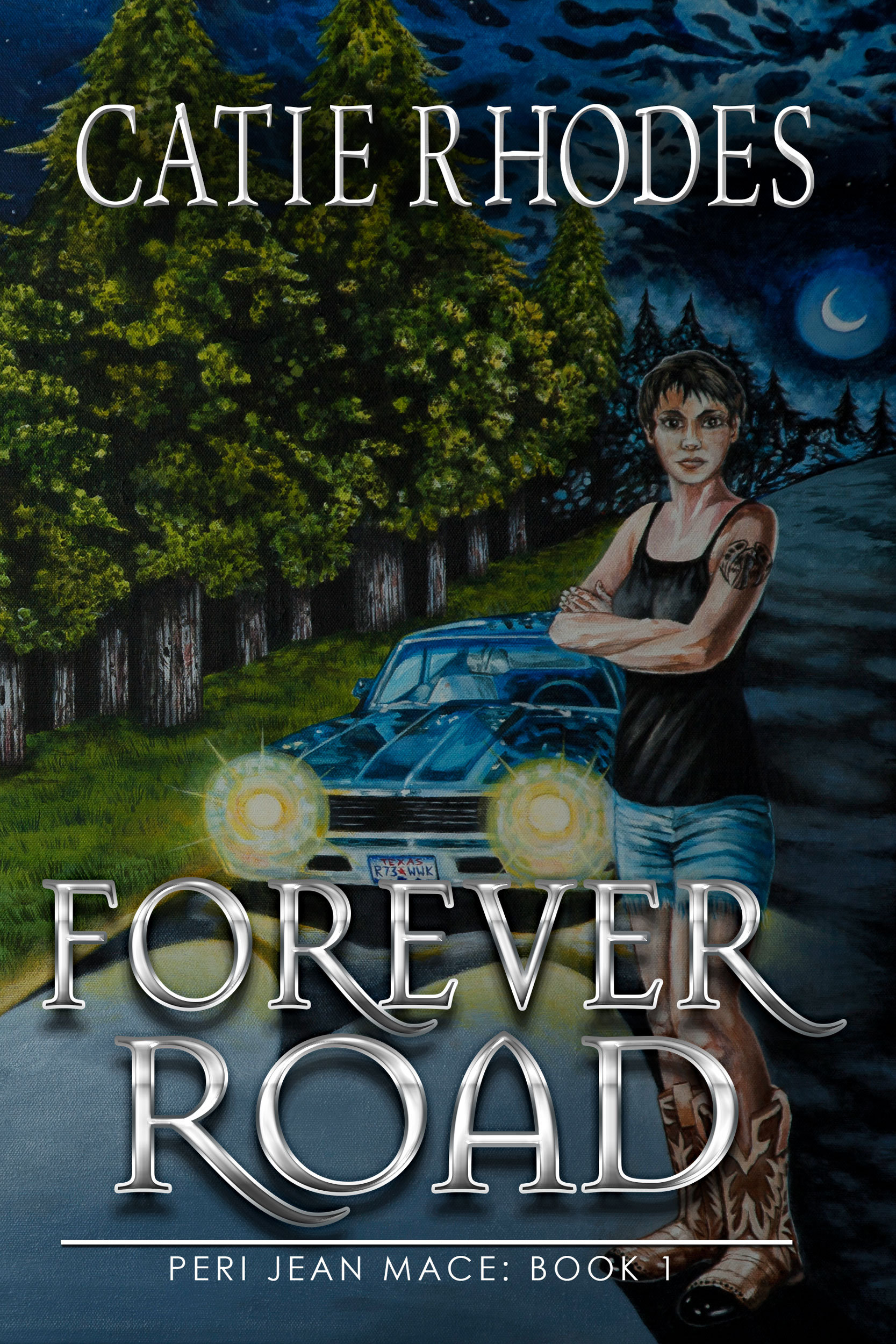 Book Review: Forever Road by Catie Rhodes