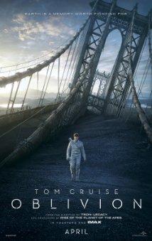 Movie Review: Oblivion
