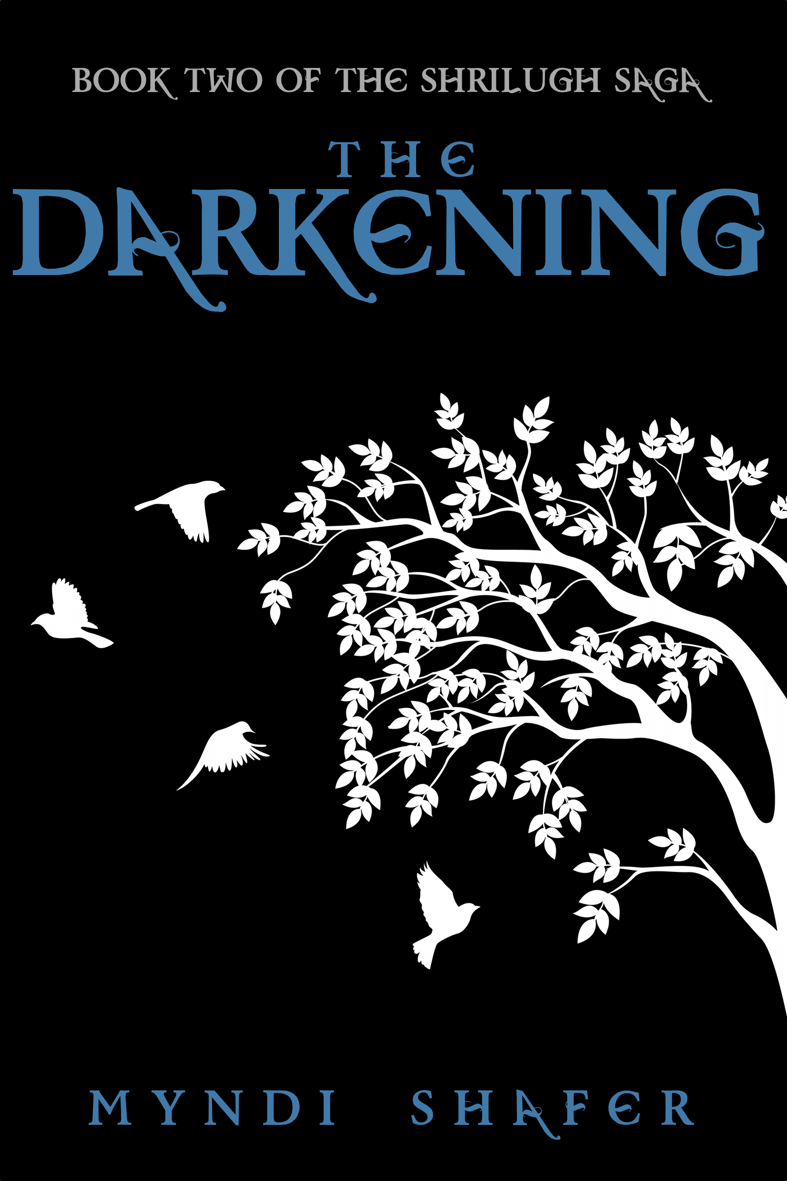 Book Review: The Darkening by Myndi Shafer