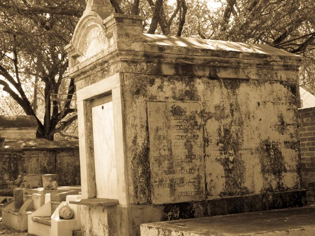 New Orleans has some awesome cemeteries.