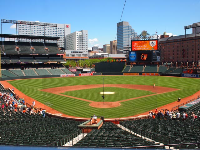 Baltimore Orioles at Camden Yards
