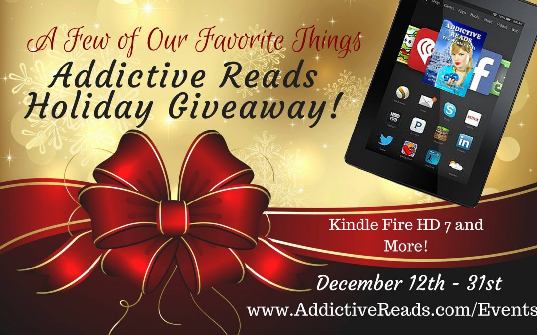 Addictive Reads Holiday Giveaway!