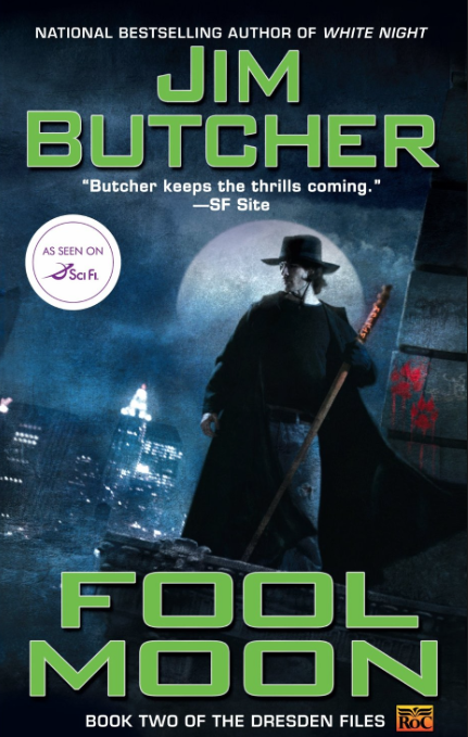 What I'm Reading – Fool Moon, by Jim Butcher