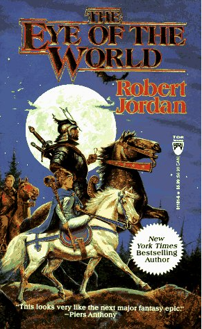 What I'm Listening To: The Wheel Of Time by Robert Jordan