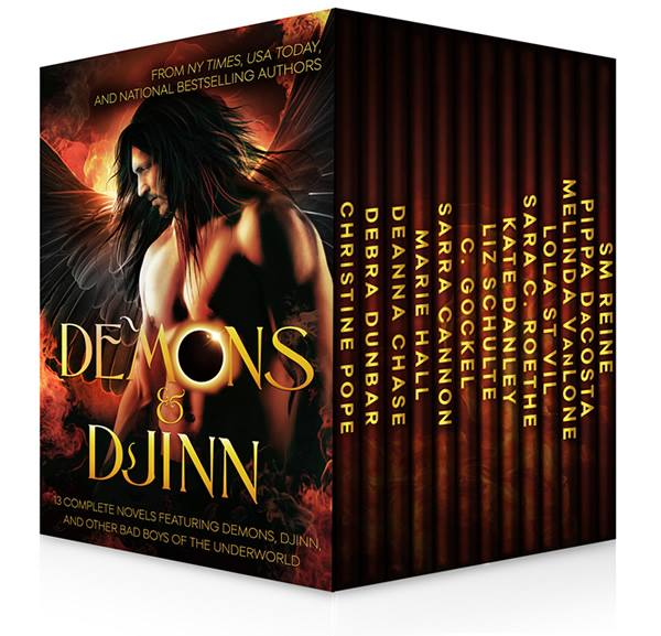 Demons and Djinn Oh My!