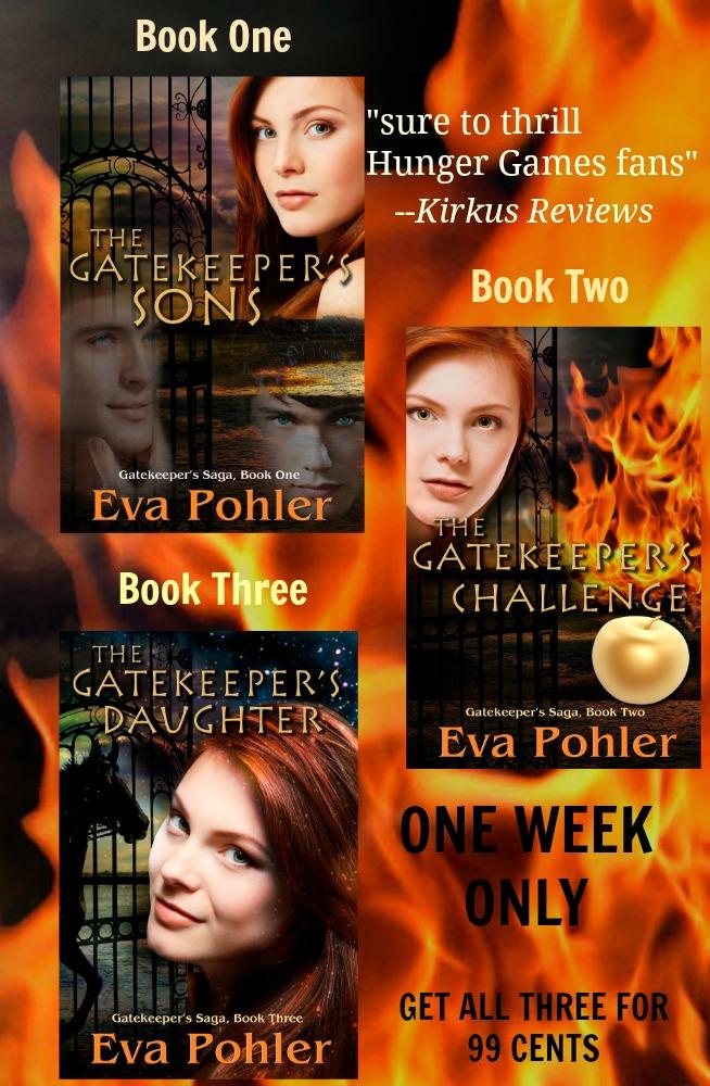 Gatekeeper's Trilogy is on sale!