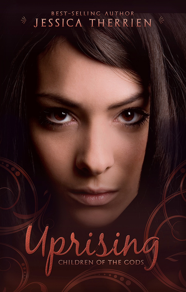 New Book Release! Uprising  (Children of the Gods 2)